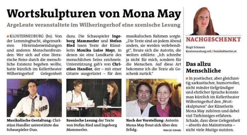 Bild von Artikel Bezirksblatt