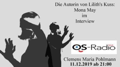 OS-Radio Live-Interview mit Mona May