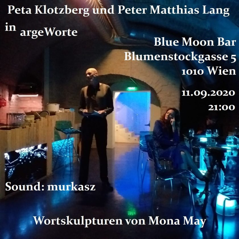 Blue Moon Flyer für 11.09.2020