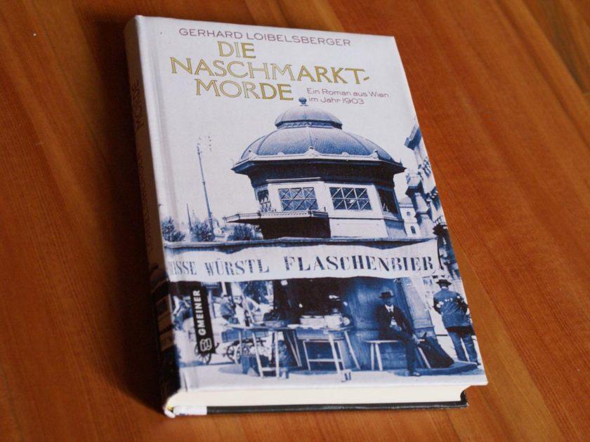 Buch - Die Naschmarkt-Morde