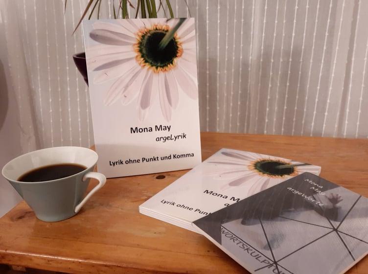 zwei neue Bücher von Mona May